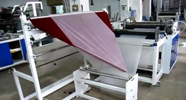 В Тольятти поставлен пакетосварочный станок для производства пакетов из воздушнопузырьковой пленки шириной 1900мм