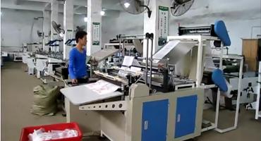 В Казахстан поставили четырехпоточный пакетосварочный станок SS-1000