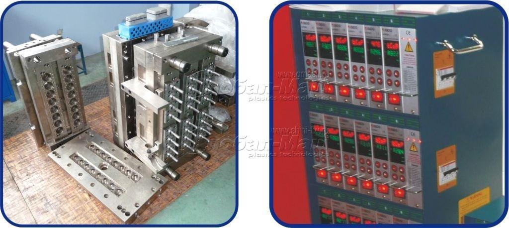 Купить термопластавтомат для производства ПЭТ преформ
